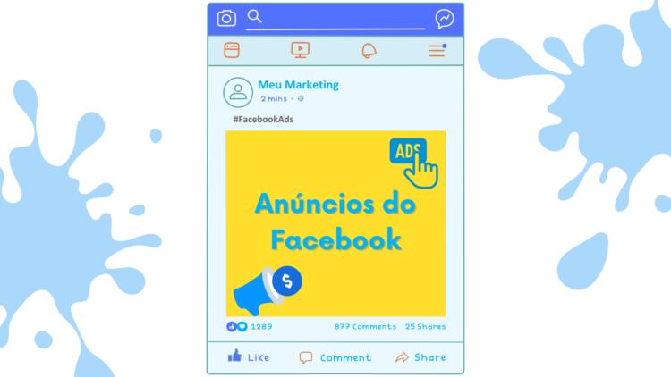 Como criar uma conta de anúncios no Facebook?